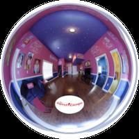 Orlando Florida area's Sweet Escape - Virtual tour of the Bubble Gum room