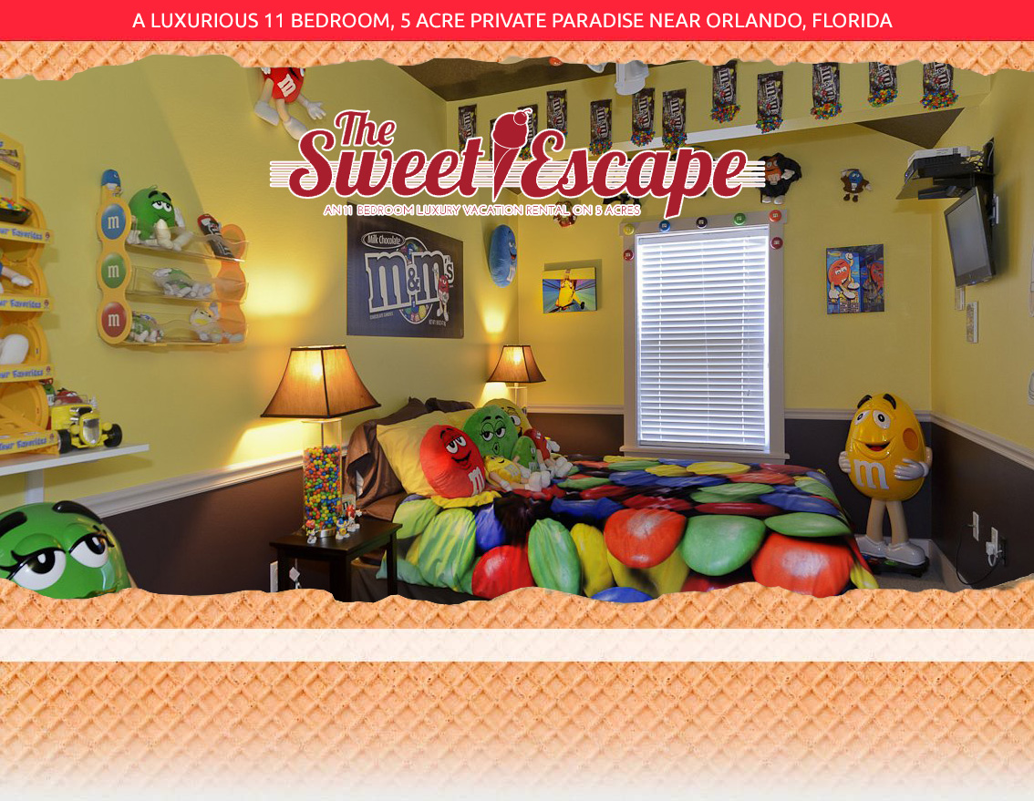 the sweet escape m m mania candy bedroom