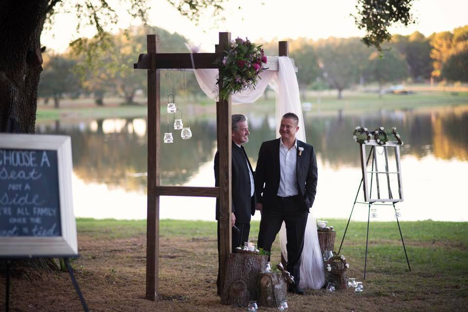 bridlewood ranch wedding in Clermont, FL