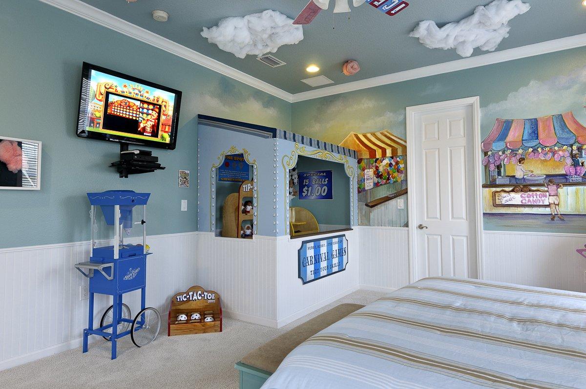 rental outside of orlando florida carnival suite treats bedroom