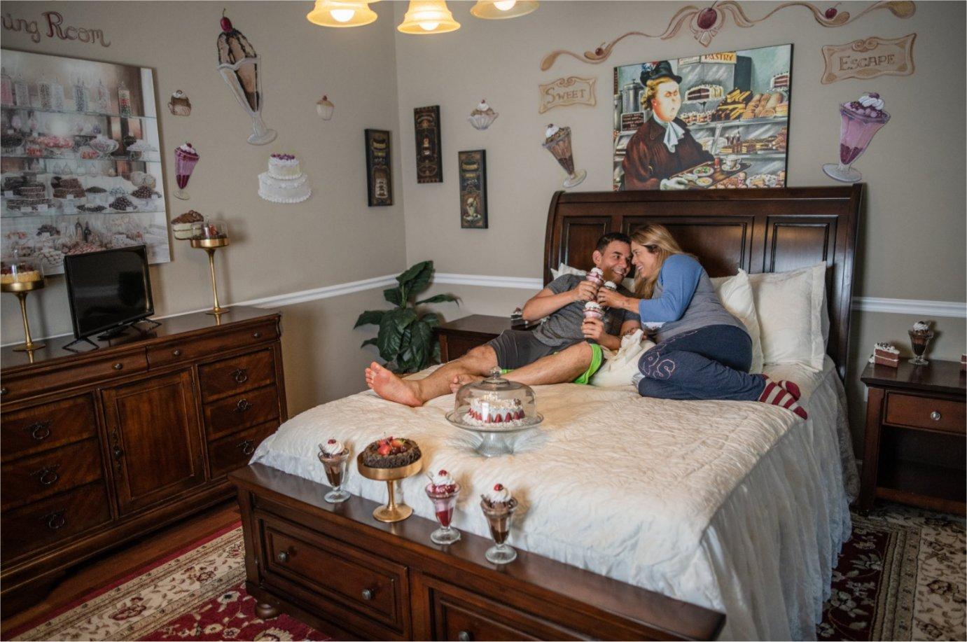 Sweet Escape vacation retreat (Orlando area) - Desserted Dining Room