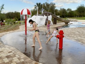 Sweet Escape's Splash Park