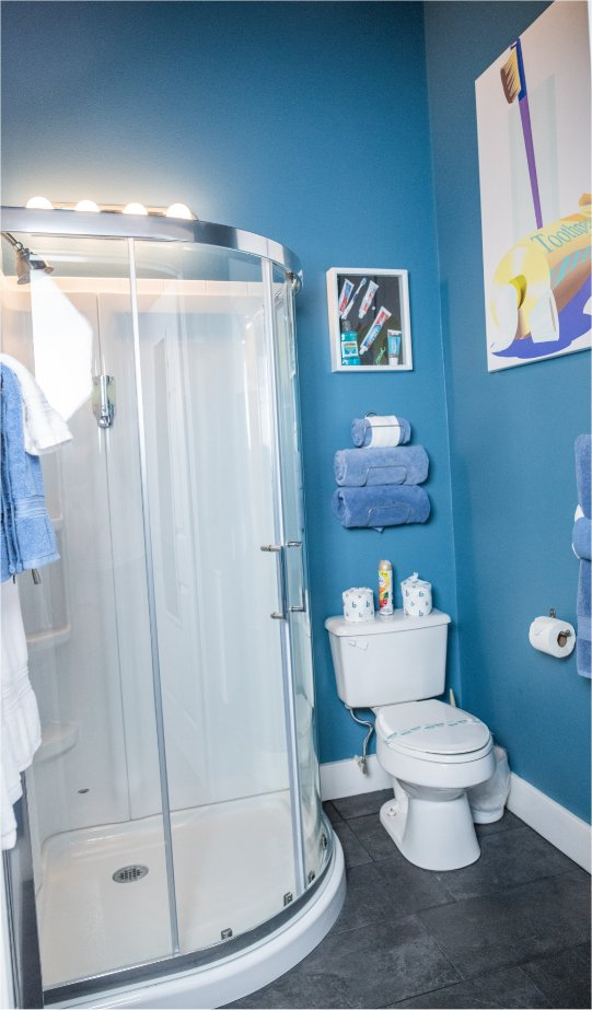Bathroom at Sweet Escape - Luxury Private Vacation Rental