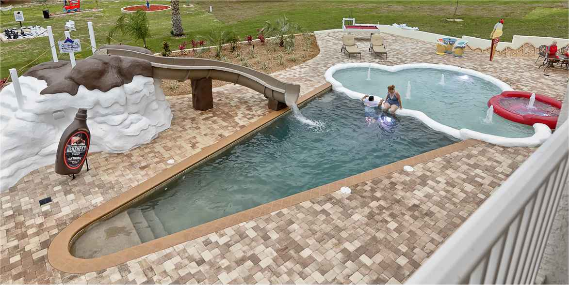 vacation home rental outside of Orlando, Florida